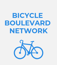 link to bicycle boulevards