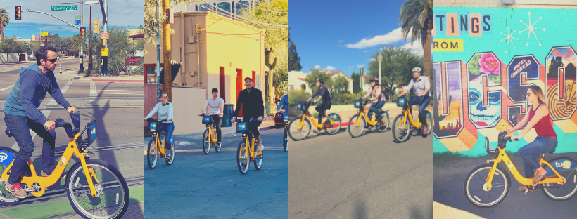 Tugo Bike Share   Official website of the City of Tucson