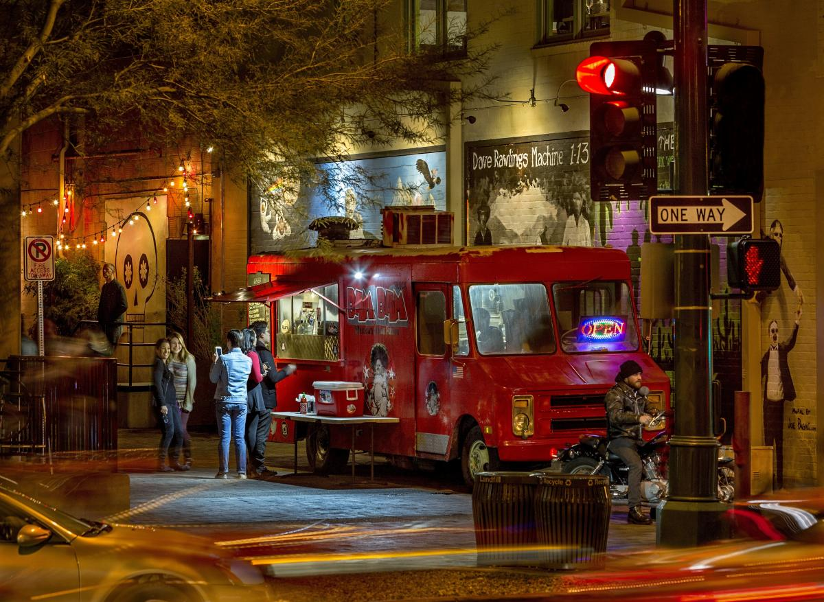 Owning A Food Truck In Arizona