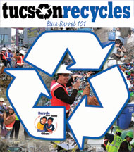 "Sam The Cooking Guy: ""Tucson Recycles"""