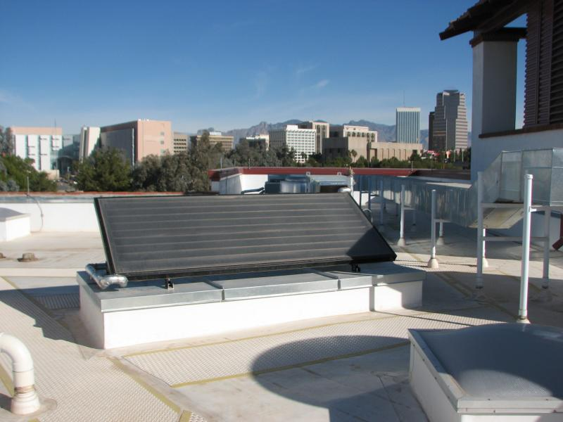 Tucson city solar installations official website of the