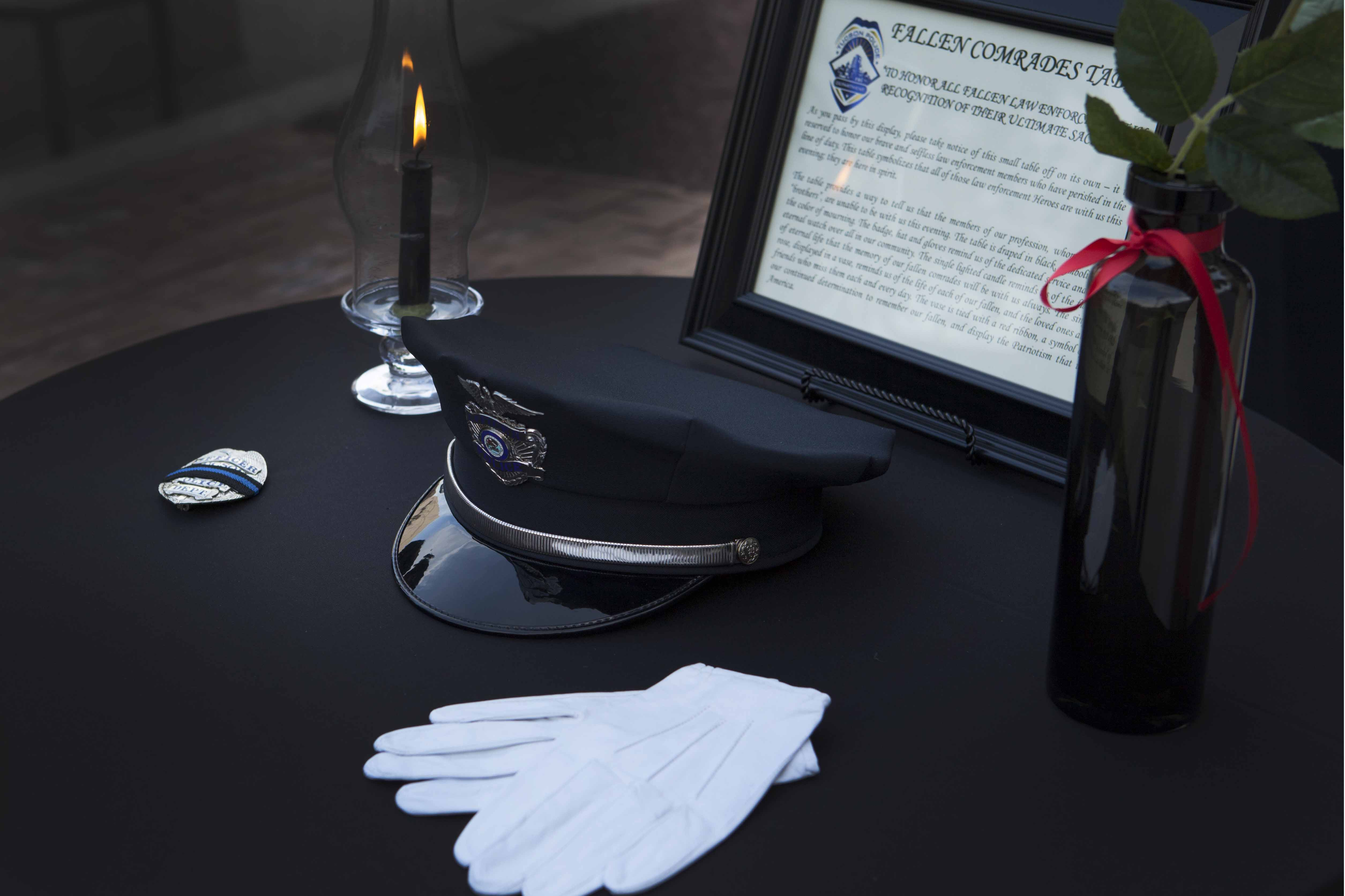Police Memorial Service 2014 Official Website Of The City Of Tucson