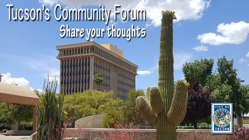 Official website of the City of Tucson