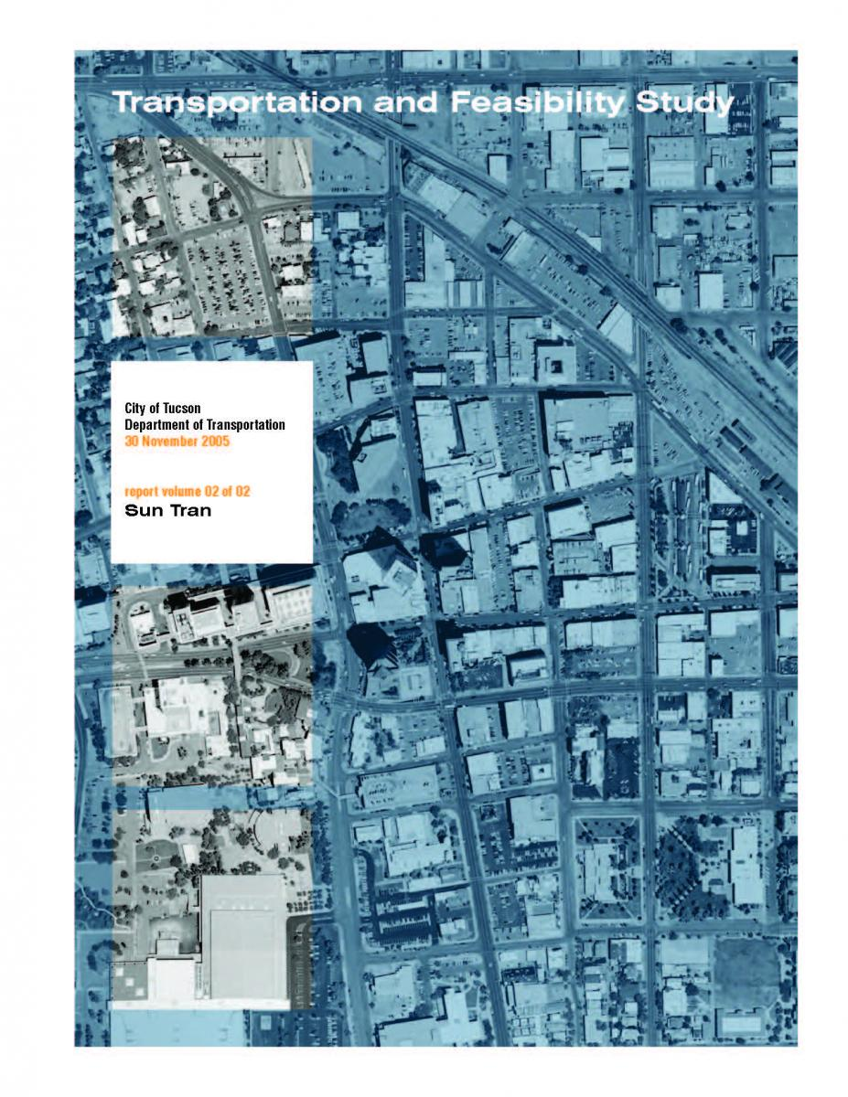 Plans, Reports & Links | Official website of the City of Tucson