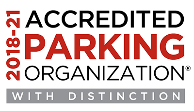 accredited parking assoc logo