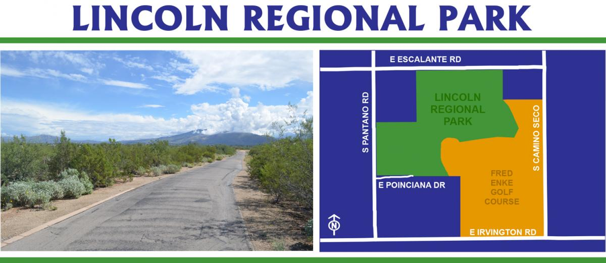 Lincoln Regional Park Official Website Of The City Of Tucson