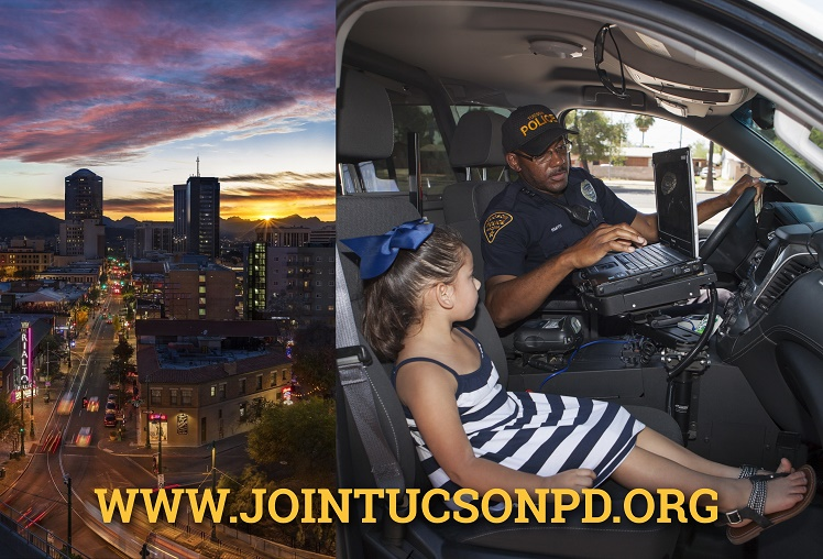 Tucson Police Department | Official website of the City of