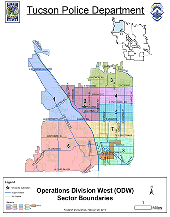 Operations Division West | Official website of the City of