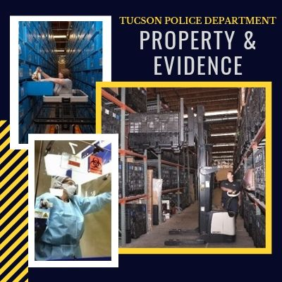 Property & Evidence Section   Official website of the City
