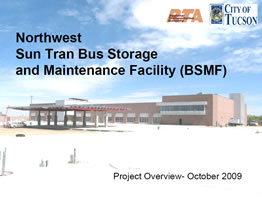 Bus Storage and Maintenance Facility
