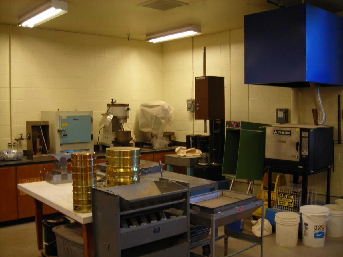 Materials Laboratory | Official website of the City of Tucson