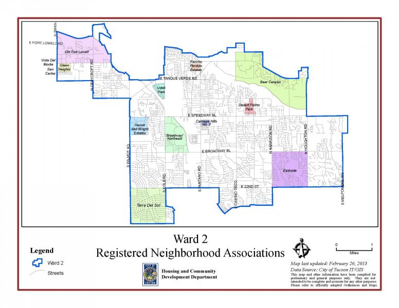 Ward 2 Neighborhoods and Maps | Official website of the City