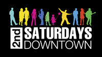 Check out 2nd Saturdays downtown!