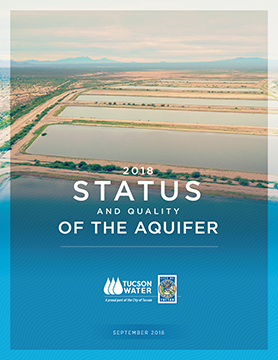 2018 Status of the Aquifer booklet cover