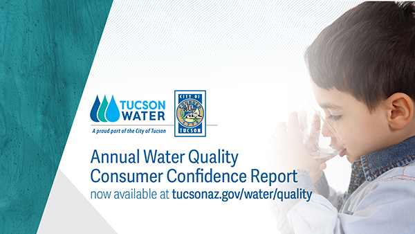 Image of 2019 Annual Water Quality report for Tucson Water