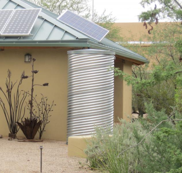 How to qualify official website of the city of tucson for Explanation of rainwater harvesting